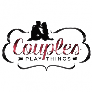 Couples Playthings logo on a white background